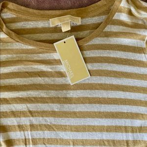 BOGO Michael Kors Striped Top